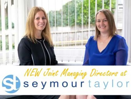 MGI Worldwide member firm Seymour Taylor announces exciting new Joint Managing Directors to further strengthen and grow the business